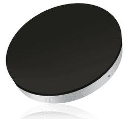 Zens Round bezdrátová nabíječka 5 W, černá