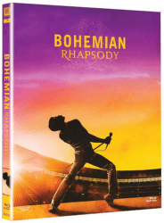 Bohemian Rhapsody Digibook BD