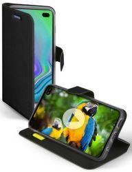 SBS Book Sense pouzdro pro Samsung Galaxy S10+ černá