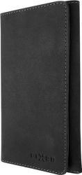 Fixed Pocket kožené pouzdro pro Apple iPhone 8/7/6/6s, tmavě šedá