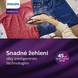 45 dní záruka vrácení peněz na parní generátory Philips