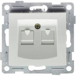 RETLUX RSB P88 PENNY, 2 x LAN zásuvka
