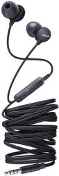 Philips Upbeat SHE2405 černá