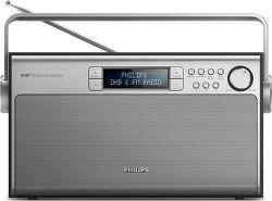Philips AE5220B/12 stříbrné