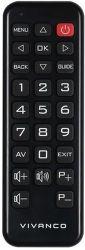 Vivanco V-39288 dálkový ovladač pro Panasonic