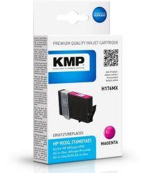 KMP HP 903 XL (T6M07AE) růžová