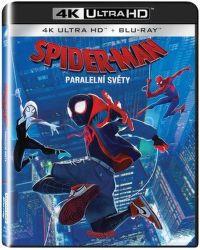 Bonton Spider - man: Paralelní světy UHD film