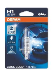 OSRAM H1 Cool Blue, Autožárovka 12 V/55 W