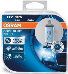 OSRAM H7 Cool Blue Intense, Autožárovka 12 V/55 W