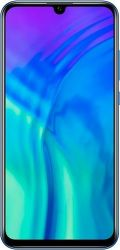 Honor 20 Lite Dual SIM 128 GB modrý