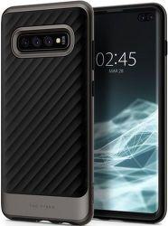 Spigen Neo Hybrid pouzdro pro Samsung Galaxy S10+, metalická