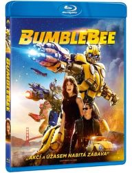 Bumblebee Blu-ray film