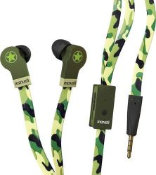 Maxell Flat Wire Ep Camo