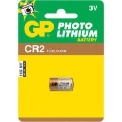 GP baterie CR-2 3V - foto líthiová baterie