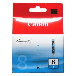 Canon CLI-8 C - CYAN Ink Cartridge, BL SEC