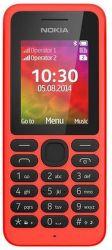 Nokia 130 Dual SIM červený vystavený kus splnou zárukou
