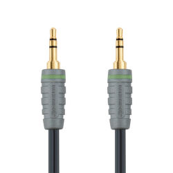Bandridge BAL3302 audio kabel 3,5mm JACK - JACK, 2m