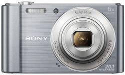Sony CyberShot DSC-W810 (stříbrný)