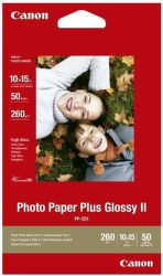 Canon PP-201S - fotopapír 10x15cm, 50 ks