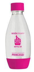 Sodastream Princess Pink ružová náhradní láhev (500 ml)