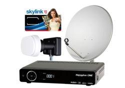 Zircon Funbox + Karta Skylink + Montážní set Skylink