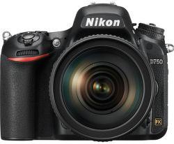 Nikon D750 + AF-S 24-120 VR G ED
