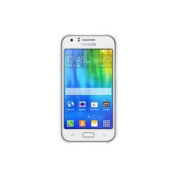 Samsung EF-PJ100B ochranný zadní kryt pro Galaxy J1 (bílý)