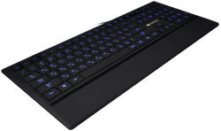Canyon CNS-HKB6CZ podsvícená pogumovaná USB klávesnice CZ