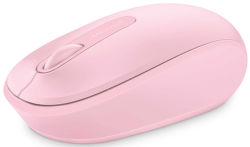 Microsoft Wireless Mobile Mouse 1850 (růžová) - myš
