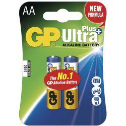 GP Ultra Plus - AA, 2ks
