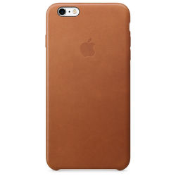 Apple iPhone 6S Plus Kožené pouzdro (Saddle Brown) MKXC2ZM/A