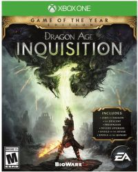 Dragon Age: Inquisition GOTY - hra pro Xbox ONE
