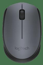 Logitech M170, 910-004642 (šedá)