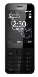 Nokia 230 Dual SIM tmavě-stříbrný