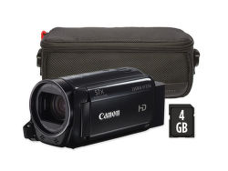 Canon Legria HF R706 Essentials KIT (černá)