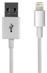 Cellular Line USB datový kabel 1m, bílá