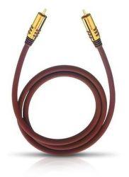 Oehlbach 20535 NF Subwoofer cinch kabel, 5m