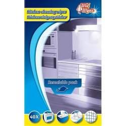 Lifetime Clean LTC-27774 - vlhké čistící ubrousky do kuchyně 40ks