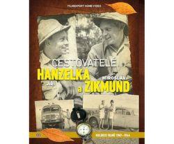 Cestovatelé Hanzelka a Zikmund - 9xDVD