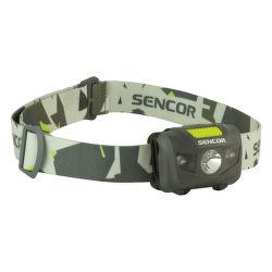 Sencor SLL 55 čelovka 3W 3xAAA