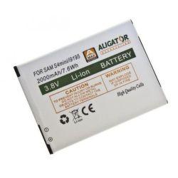 Aligator baterie pro Samsung Galaxy S4 Mini, Li-Ion 2000 mAh