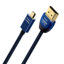 AudioQuest Slinky - HDMI - HDMI micro kabel, 2 m