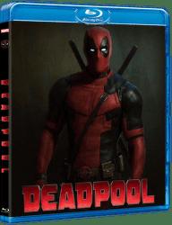 Deadpool - Blu-ray film