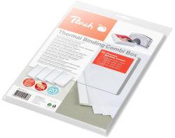 Peach PBT100-14, Thermal Binding Combi Box (termální vazba) vystavený kus splnou zárukou