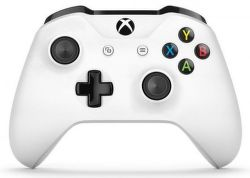 Xbox One S Wireless Controller BT (bílý)