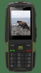Aligator RX20 eXtremo černo zelený