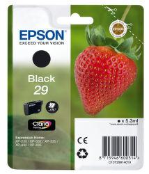 Epson 29 Claria (černá)