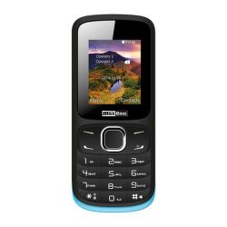 Maxcom MM128 Dual SIM černý