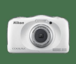 Nikon Coolpix W100 bílý