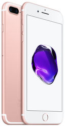 Apple iPhone 7 Plus 128GB růžově zlatý